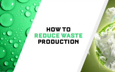 How to reduce waste production