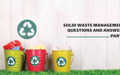 Solid waste management questions and answers (part 1)