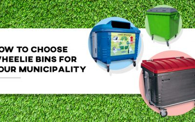 How to choose wheelie bins for your municipality