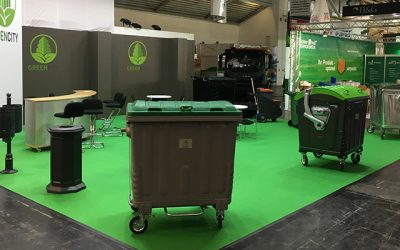 IFAT 2018: Successful presentation of the new products