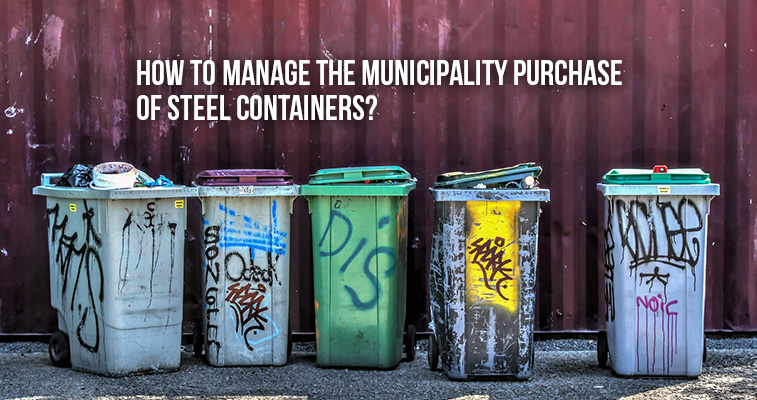 featured image municipality purchase of steel containers