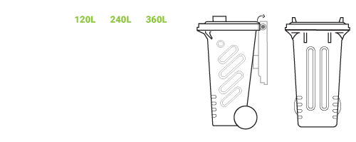 Hot dip galvanized steel bins technical