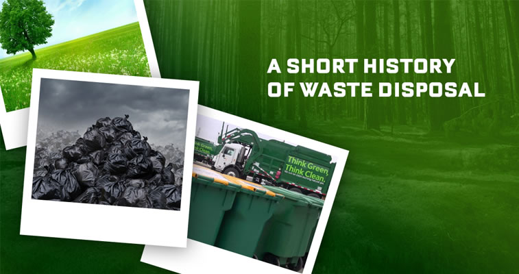 A short history of waste disposal 750