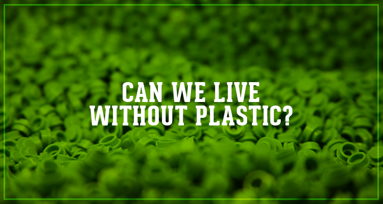 Can we live without plastic 750